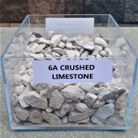 6A Crushed Limestone